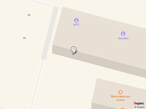 МТС, ПАО на карте Омска