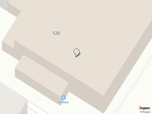 АйсСфера на карте Омска