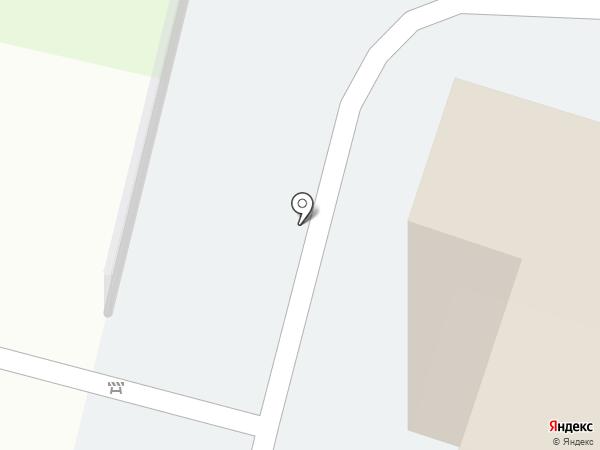 Ромашка на карте Сургута