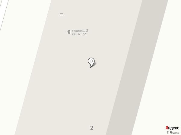 Тимохин С.А. на карте Омска