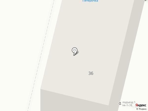 Кенгу 24 на карте Омска