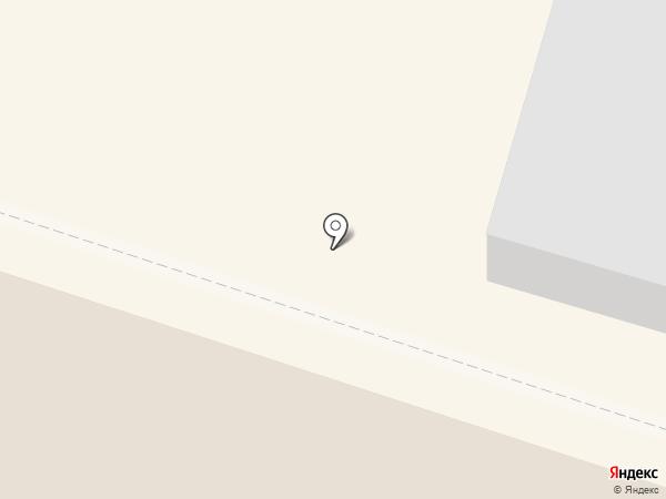 DWT на карте Сургута