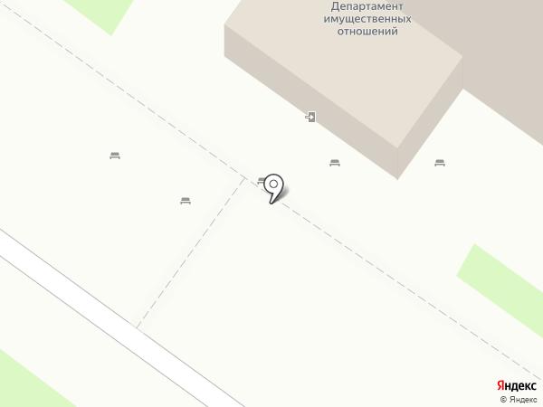 Буфет на карте Омска