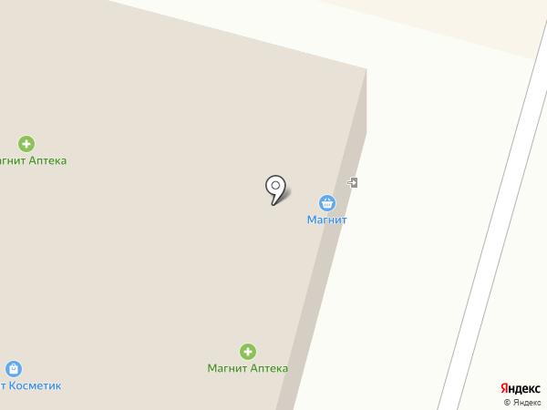 Аптечный пункт на карте Омска