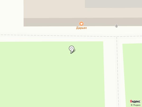 Дарьял на карте Омска