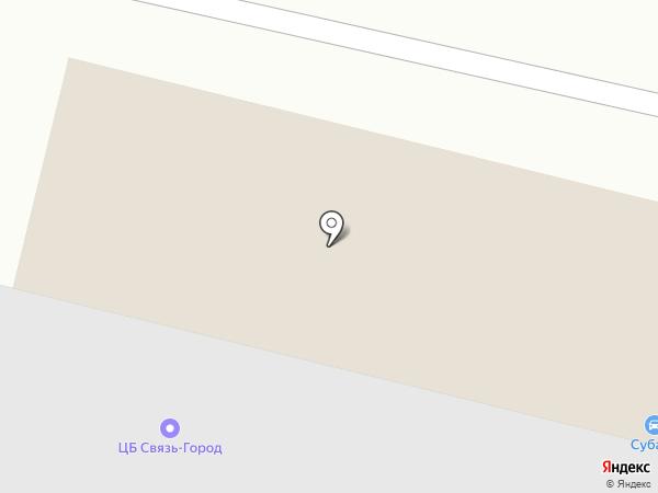 Технолоджик на карте Сургута