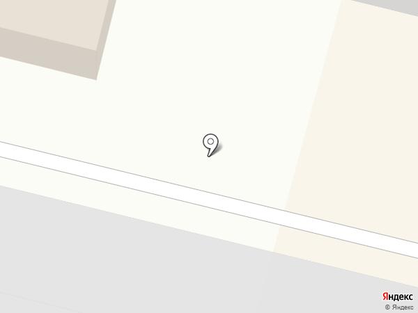 Карлссон на карте Сургута