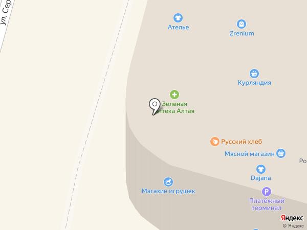 Belarusachka на карте Омска