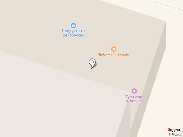 Орбита-сервис на карте Сургута