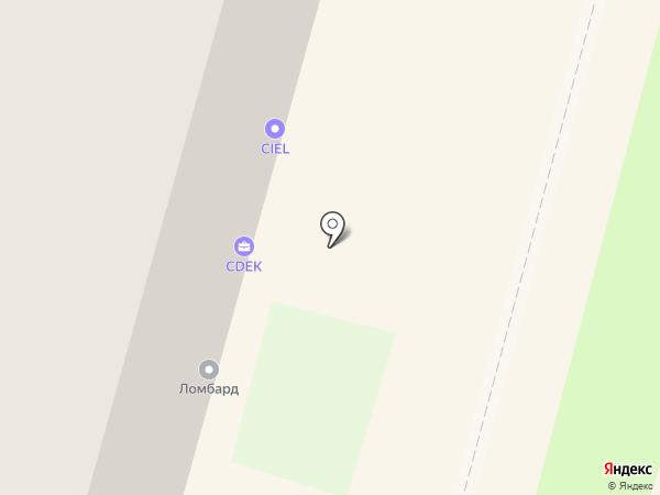 КИТtravel на карте Омска