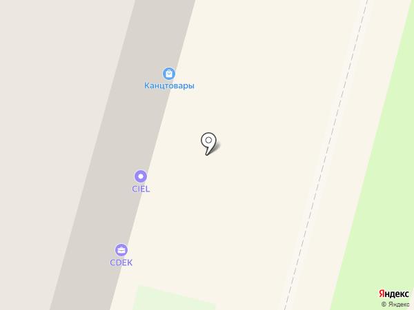 Магазин электроинструментов на карте Омска