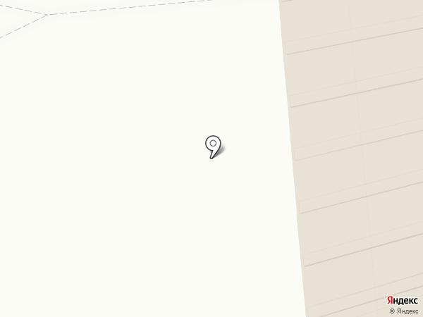Омский государственный музыкальный театр на карте Омска