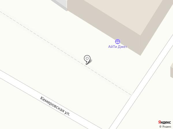 Агро-Запчасть на карте Омска