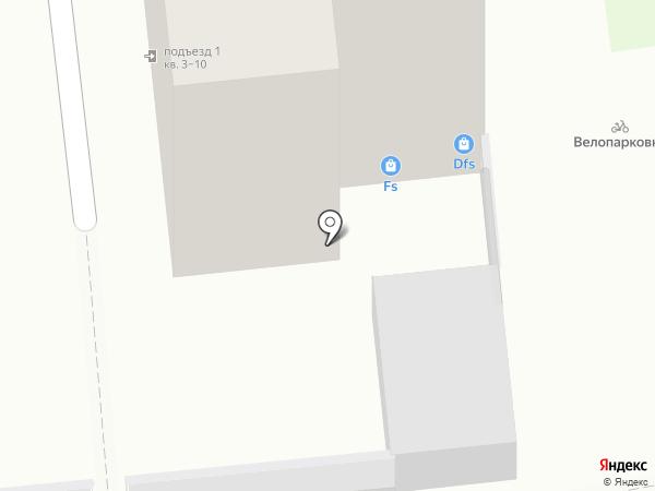 Smoke Lab на карте Омска