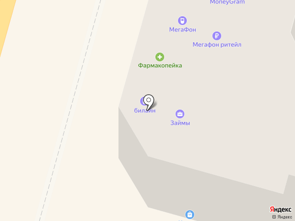 Vidial на карте Омска