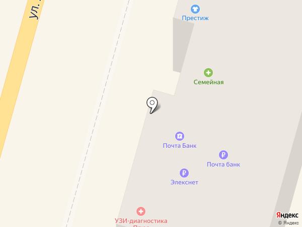 ЕвроОкно Стандарт на карте Омска