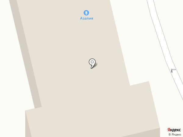 Сибфлора на карте Омска