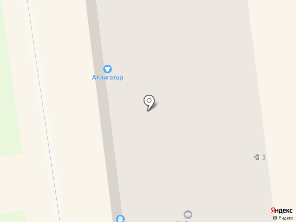 Банкомат, Райффайзенбанк на карте Омска