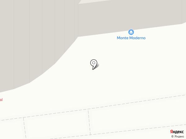 FOX HALL на карте Омска