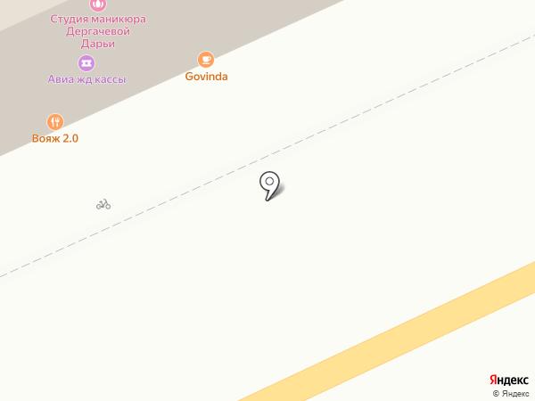 Free Дом на карте Омска