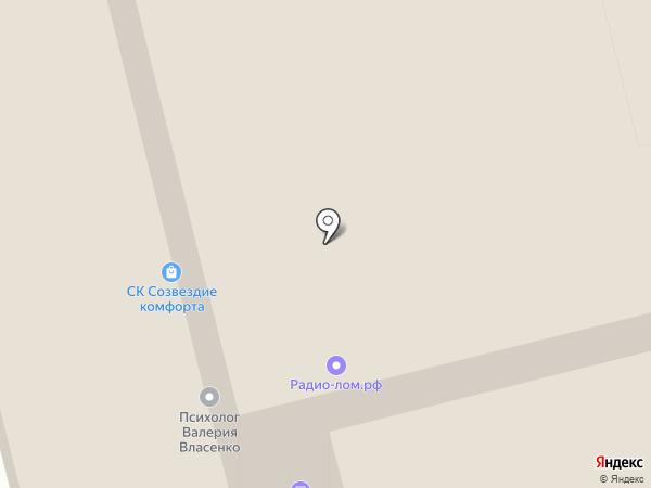 Визит на карте Омска