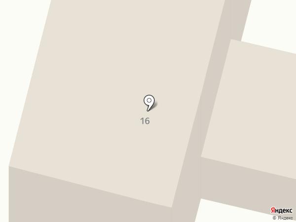 Расчетно-кассовый центр ЖКХ муниципального образования Сургутский район, МУП на карте Сургута