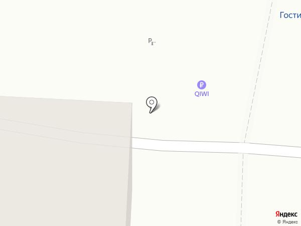 Продуктовый магазин на карте Омска