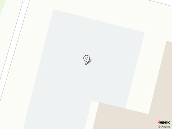 Магазин мужской одежды на карте Сургута