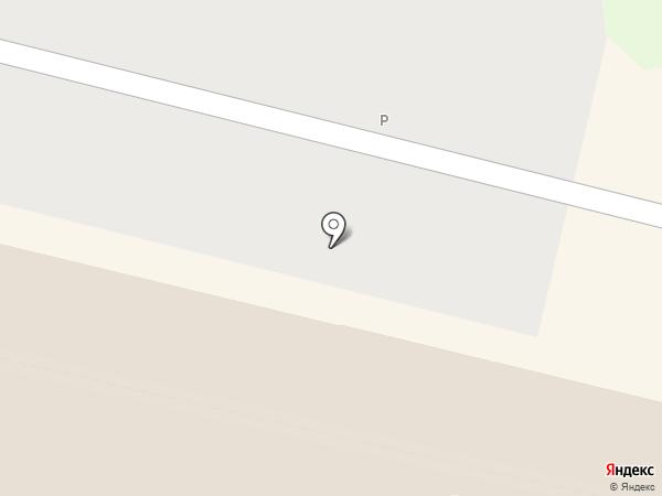 Ремонтная мастерская на карте Сургута