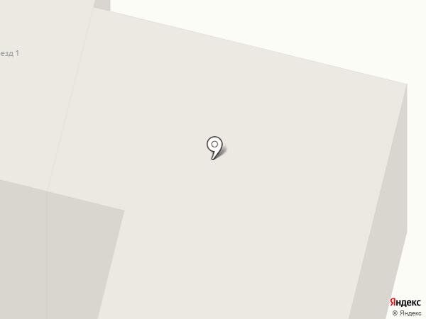 Управляющая компания ДЕЗ Центрального жилого района на карте Сургута