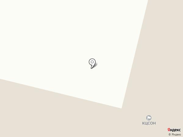 Городская социальная служба на карте Сургута