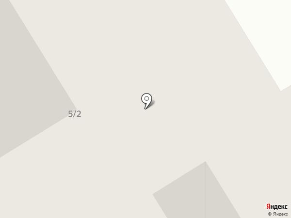 Квартирное бюро на карте Сургута