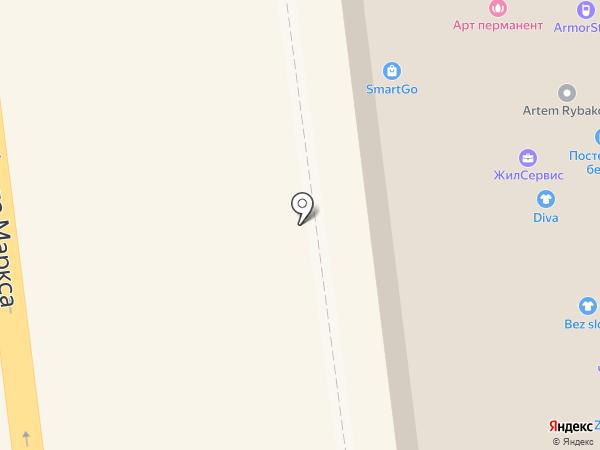 NailsProShop на карте Омска