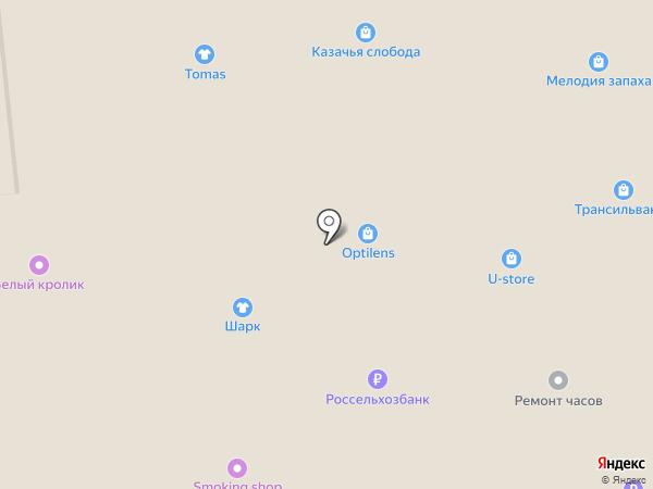 JOMA-OMSK на карте Омска