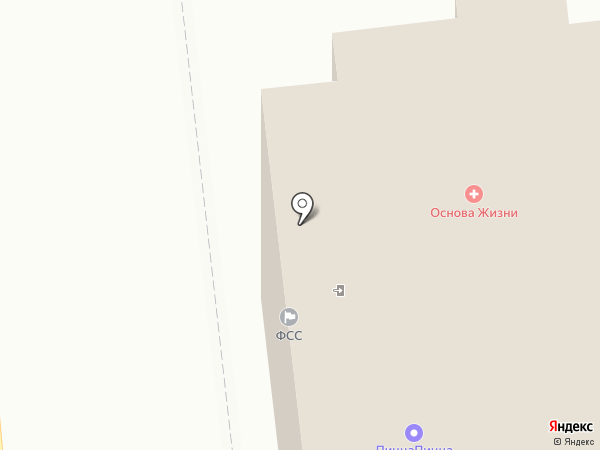VEK-ТУР на карте Омска