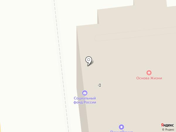 Apple Trade на карте Омска