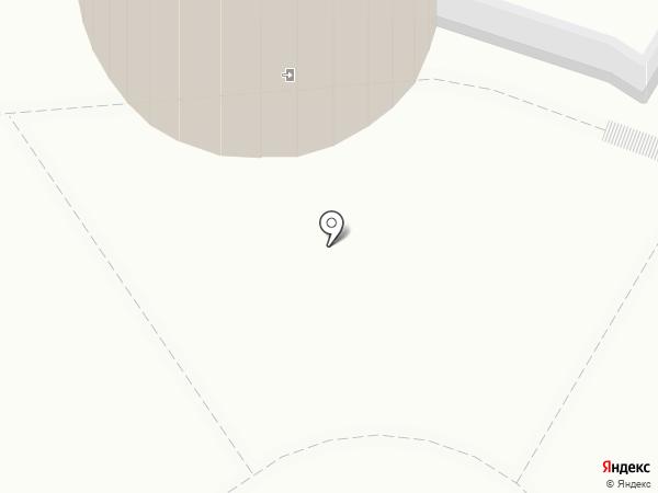Арлекин на карте Омска