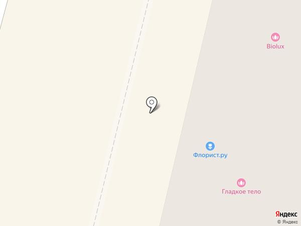 Профи на карте Сургута