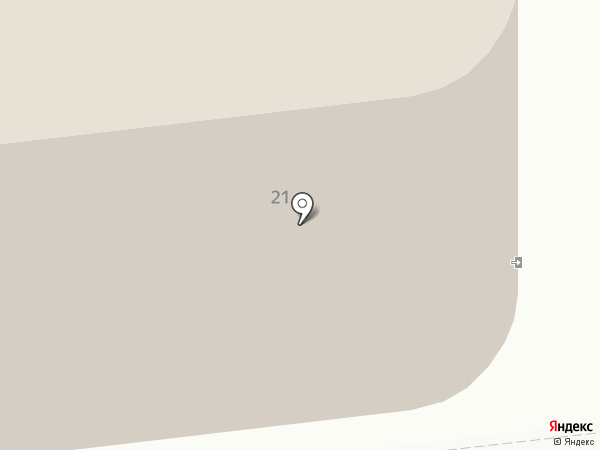 ТУМАН на карте Омска