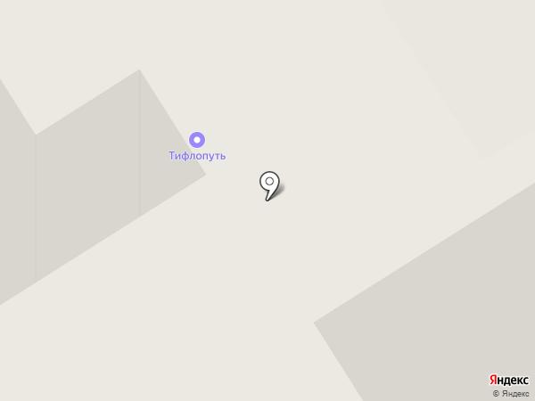 Джонни на карте Сургута