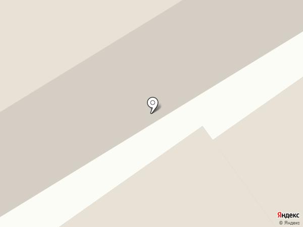 Югория-Авто на карте Сургута