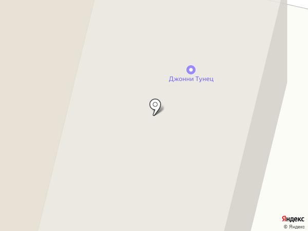 Объектив на карте Сургута
