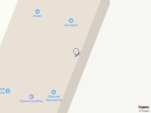 АртИлСиб-Техно на карте Омска