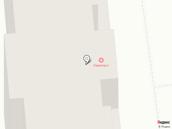 Амд Лаборатории на карте Омска