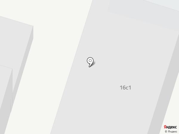 Плюс на карте Сургута