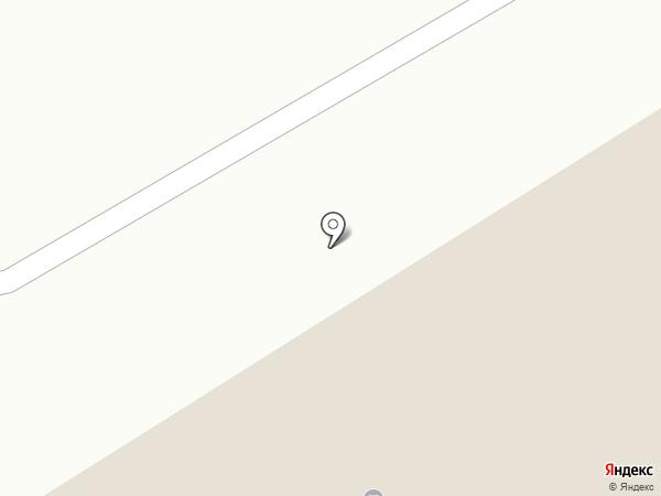 Почтовое отделение №12 на карте Сургута