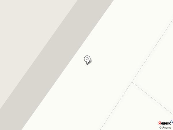 Камелия на карте Омска