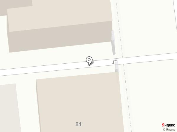 Агро-Системы на карте Омска