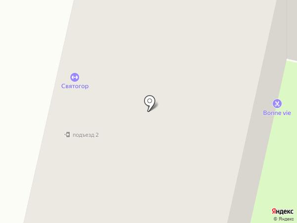 Бигуди на карте Сургута
