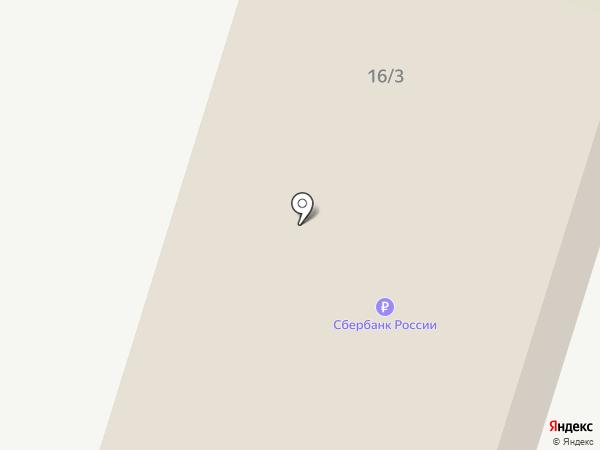 Газель на карте Сургута